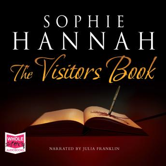 Visitors Book, Sophie Hannah