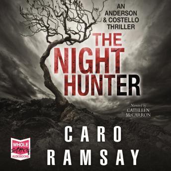 Night Hunter: Anderson and Costello, Book 5