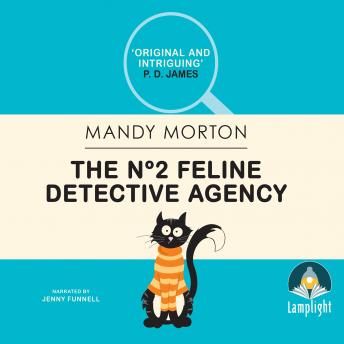 No 2 Feline Detective Agency, Mandy Morton