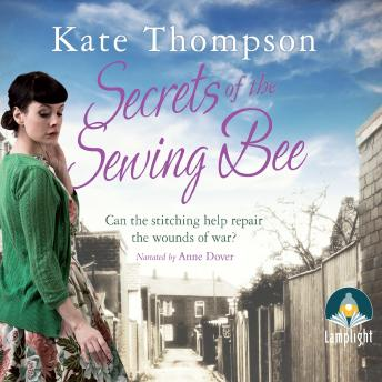 Secrets of the Sewing Bee, Kate Thompson