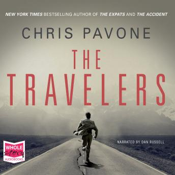 Travelers, Chris Pavone
