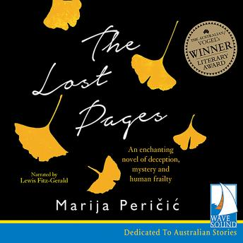 Lost Pages, Marija Pericic