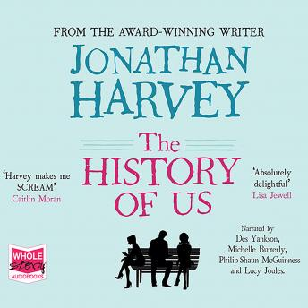 History of Us, Jonathan Harvey