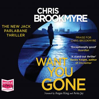 Want You Gone, Chris Brookmyre