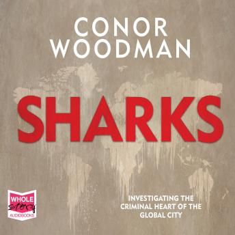 Sharks, Conor Woodman