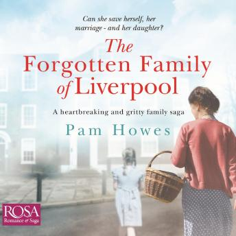 Forgotten Family of Liverpool, Pam Howes