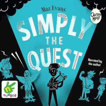 Simply The Quest, Maz Evans
