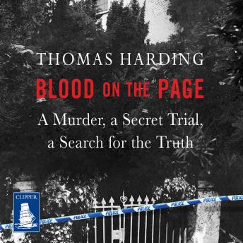 Blood on the Page, Thomas Harding