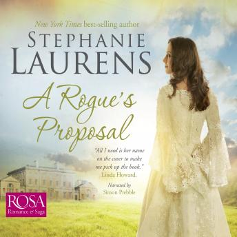 Rogue's Proposal: Cynster Series, Book 4, Stephanie Laurens