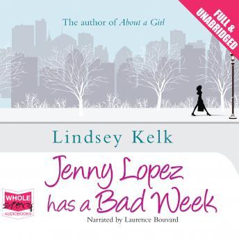 Jenny Lopez has a Bad Week