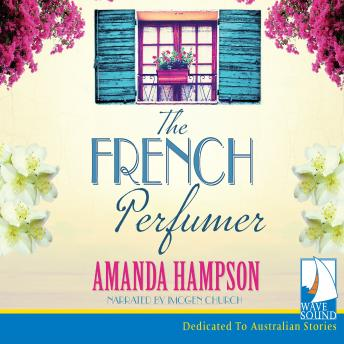 French Perfumer, Amanda Hampson