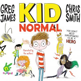 Download Kid Normal by Chris Smith, Greg James