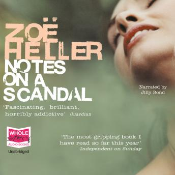 Notes on a Scandal, Zoe Heller