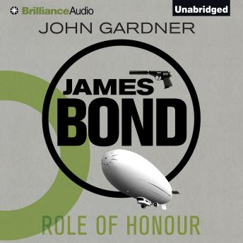 Role of Honour, John Gardner