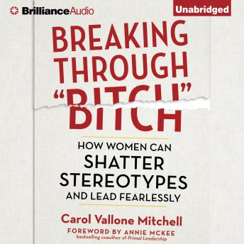 Breaking Through 'Bitch', Carol Vallone Mitchell