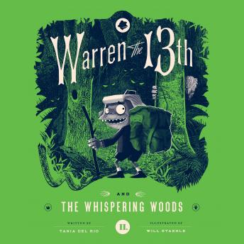 Warren the 13th and the Whispering Woods, Kevin T. Collins