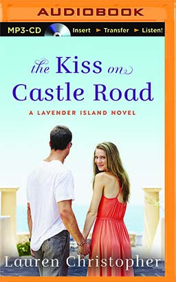 Kiss on Castle Road, Audio book by Lauren Christopher