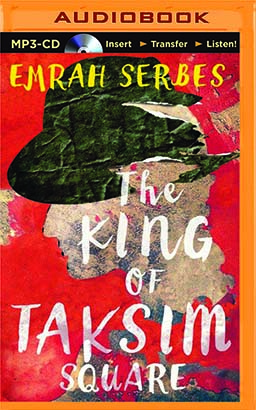 King of Taksim Square, Emrah Serbes