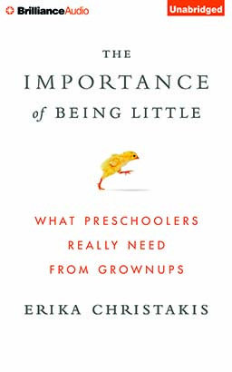 Importance of Being Little, Erika Christakis
