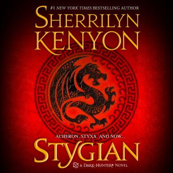 Stygian: A Hunter Legends Novel