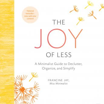 Joy of Less, Francine Jay