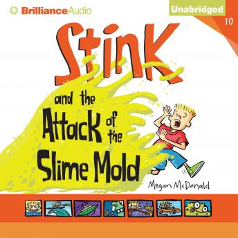 Stink and the Attack of the Slime Mold sample.