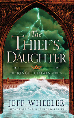 Thief's Daughter, Audio book by Jeff Wheeler