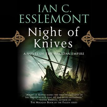 Night of Knives, Ian C. Esslemont
