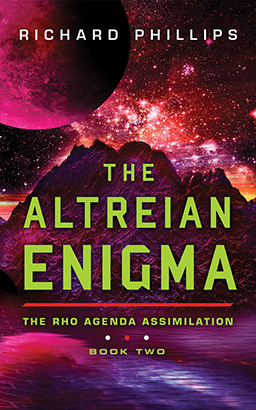 Altreian Enigma, Richard Phillips