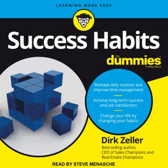 Success Habits For Dummies, Dirk Zeller