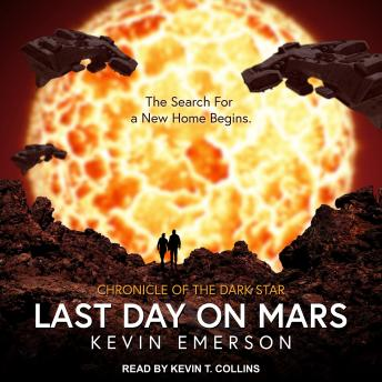 Last Day on Mars, Kevin Emerson