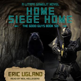 Home, Siege Home: A LitRPG/GameLit Novel sample.