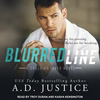 Blurred Line, A.D. Justice