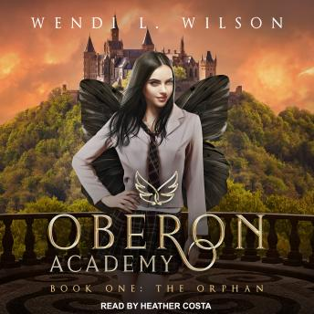 Oberon Academy Book One: The Orphan