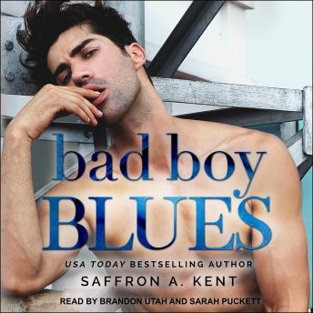 Bad Boy Blues, Saffron A. Kent