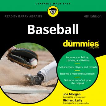 Baseball for Dummies: 4th Edition