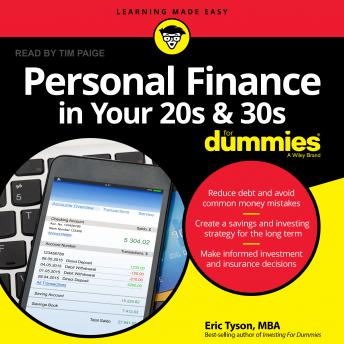 Personal Finance in Your 20s and 30s For Dummies Audiobook Free Download Online