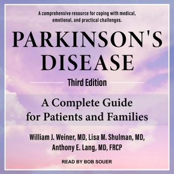 Parkinson's Disease: A Complete Guide for Patients and Families, Third Edition sample.