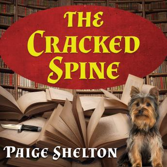 Cracked Spine, Paige Shelton