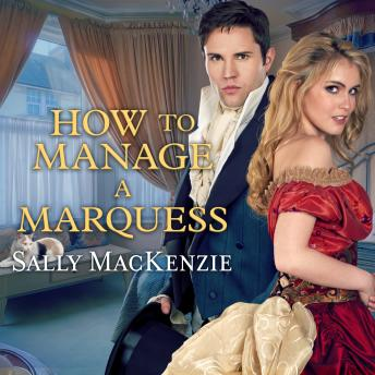 How to Manage a Marquess, Sally MacKenzie