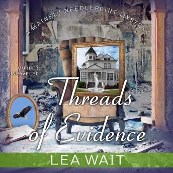Threads of Evidence, Lea Wait