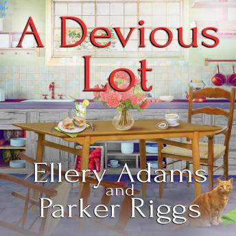 Devious Lot, Parker Riggs, Ellery Adams