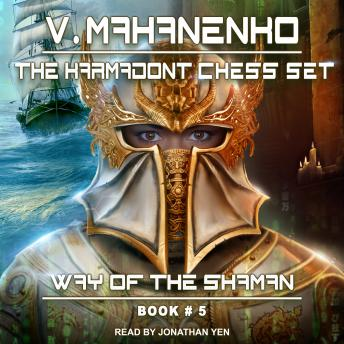 Karmadont Chess Set, Vasily Mahanenko