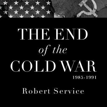 End of the Cold War 1985-1991 sample.