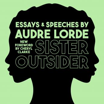 Sister Outsider: Essays and Speeches, Audre Lorde