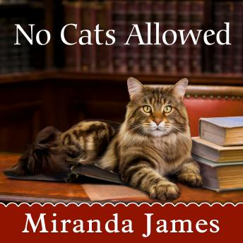 No Cats Allowed, Miranda James