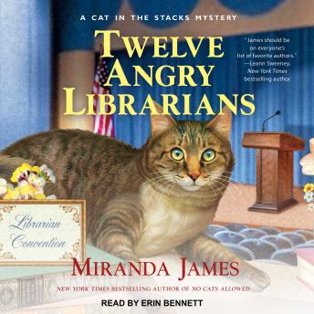 Download Twelve Angry Librarians by Miranda James