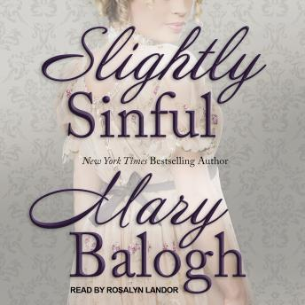 Slightly Sinful, Mary Balogh