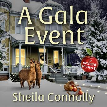 Gala Event, Sheila Connolly