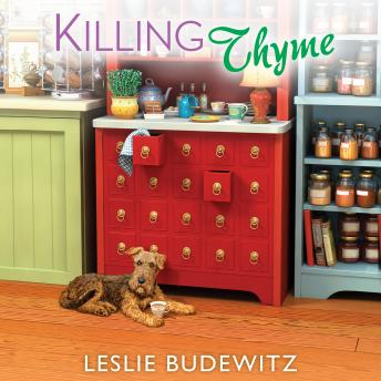 Download Killing Thyme by Leslie Budewitz